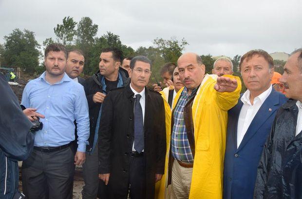 Süleyman Soylu Nurettin Canikli Giresun