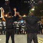 ABD'nin Charlotte kentindeki siyahilerin eylemleri sürüyor