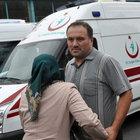 Ereğli'de tomobilin çarptığı kadın yaralandı