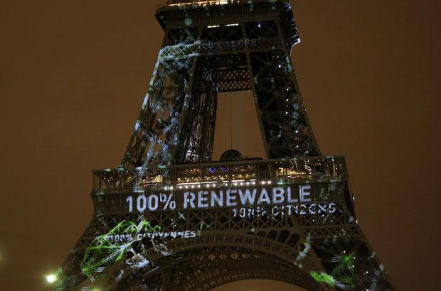 Paris için yeniden turizm seferberliği