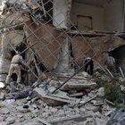 Esed rejimi Halep'te sivillere saldırdı