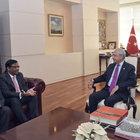 Kılıçdaroğlu, Bangladeş Büyükelçisi'ni kabul etti