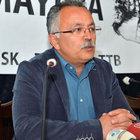 Ankara'da MEB önünde eylem
