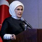 Emine Erdoğan, ABD'de FETÖ'nün darbe girişimini anlattı