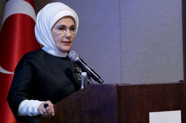 Emine Erdoğan, FETÖ'nün darbe girişimini anlattı