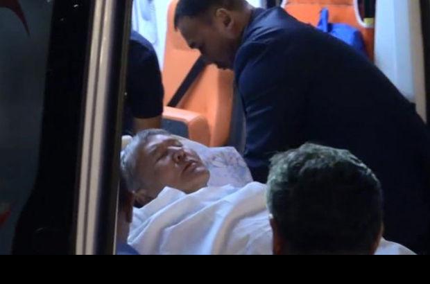 Türkiye'de rahatsızlanan Atambayev Rusya'ya götürüldü