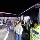 Üç otobüs, bir midibüs kazası: 2 ölü, 91 yaralı