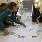 Rusya'da parlamento seçimlerinin kesin sonuçları açıklandı