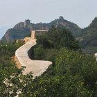 Çin Seddi'ndeki bakım çalışmasına büyük tepki