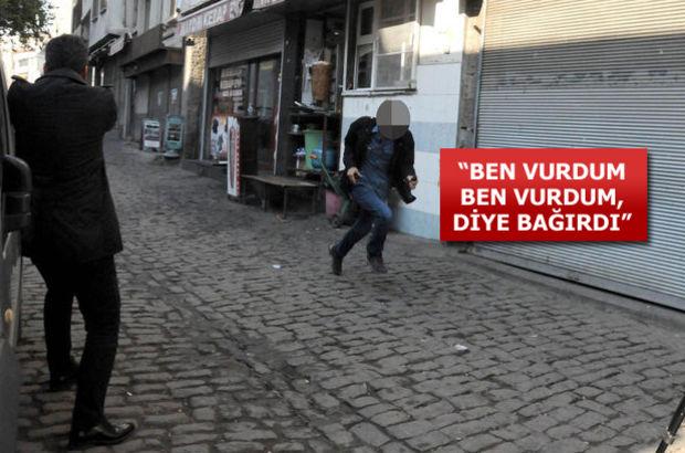 'Bizzat gördüm, Tahir Elçi'yi tek atışla o vurdu!'