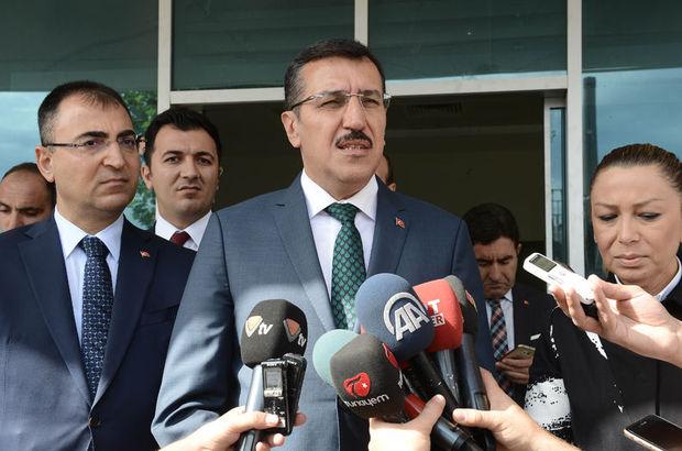 Bakan Tüfenkci: Türk gençlerinden beklentimiz...