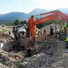 Otoyol inşaatında 3 gün önce işe başlayan işçi göçük altında kalıp öldü