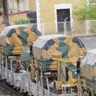 Gaziantep'teki Hava Savunma Bataryası'nın Adana'ya sevkıyatı sürüyor