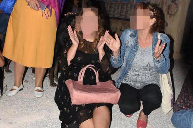İzmir kadına saldırıya tepki