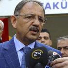 Çevre Bakanı Özhaseki: Bizler belediye meclisine parayla çalışan bir örgüt değiliz