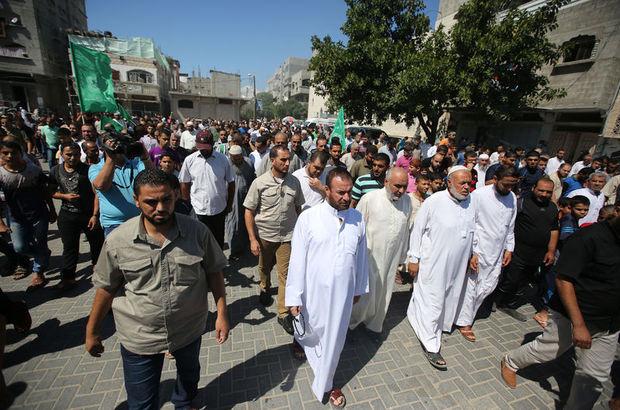 Kudüs Gazze Hamas Batı Şeria Müşir el-Mısri