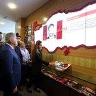 AK Parti'deki 15 Temmuz köşesine anı defteri