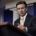 Beyaz Saray Sözcüsü'nden Suriye açıklaması