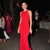 Kırmızı güzellik...