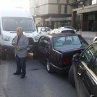 Sarıyer'deki kazada 2 kişi, Beyoğlu'ndaki kazada 2 polis yaralandı