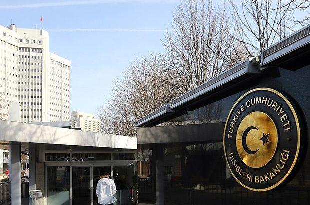 Dışişleri'nden, CHP'li vekil için Almanya'ya sert tepki