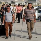 62 Iraqi peshmergas receive medical treatment in Turkey