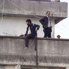 Sakarya'da zabıtanın ceza yazdığı dilenci intihar teşebbüsünde bulundu