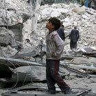 Suriye ve Rus uçaklarından Halep'te muhaliflere yeni hava saldırıları