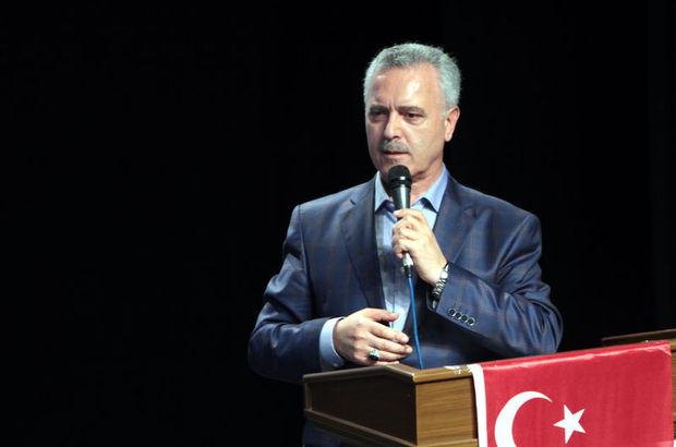 """""""Bu millet asla Tayyip Erdoğan'ı bu hain çetelere teslim etmeyecek"""""""