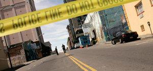 ABD'de silahlı adam paniği! UN Plaza ve Civic Center boşaltıldı
