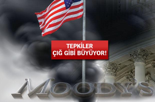 Moody's'in not indirimine tepki yağdı