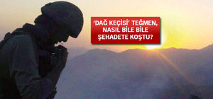 Kale Tepe'de kahraman teğmen şehadete koştu