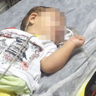 8 aylık bebek uyuşturucu komasında