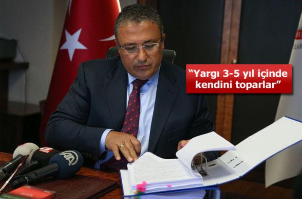 Mehmet Yılmaz: Adil Öksüz için hazırlanan tutanaklar savcılık dosyasına konmamış
