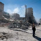 Dışişleri Bakanlığı'ndan Halep'te sivillere yönelik saldırılara kınama