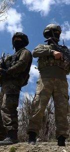 TSK: Hakkari Yüksekova'da 6 PKK'lı etkisiz hale getirildi