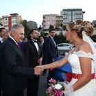 Binali Yıldırım'dan düğün konvoyu sürprizi