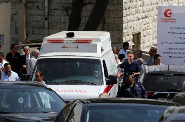 Ürdünlü yazar Adalet Sarayı'nın önünde öldürüldü