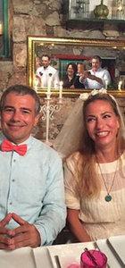 Deniz Arcak evlendi