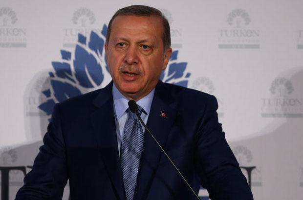 Cumhurbaşkanı Erdoğan'dan şehit ailelerine taziye