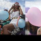 'Süslü Kadınlar Bisiklet Turu' dördüncü kez düzenlendi