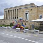 Anıtkabir'deki çocuk parkının kaldırılmasına karar verildi
