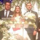 Acun Ilıcalı'nın kızı Banu Ilıcalı evlendi