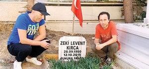 Levent Kırca'nın mezarı hala yapılmadı