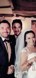 Ezgi Sertel ile Ozan Çobanoğlu evlendi
