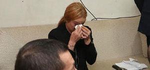 Hollywood yıldızı Lohan'ın Suriyelileri ziyareti