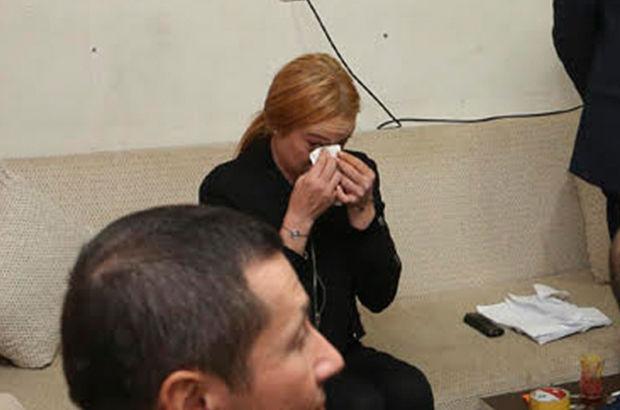 Sultanbeyli'de gözyaşlarına boğuldu!
