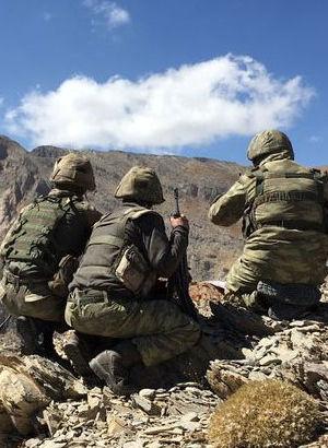 Şırnak'ta terör örgütü PKK'ya operasyon