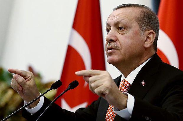 Cumhurbaşkanı Erdoğan'dan Türk Dili Bayramı için özel mesaj