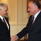 Başbakan Binali Yıldırım, MGK Genel Sekreterini kabul etti